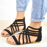 Abacde Daily Casual Gladiator Sandals