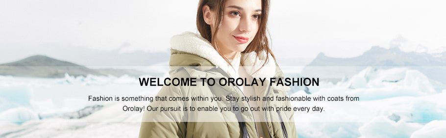 Orolay Women's Thickened Down Jacket - Best Seller, Recommended by Oprah Winfrey