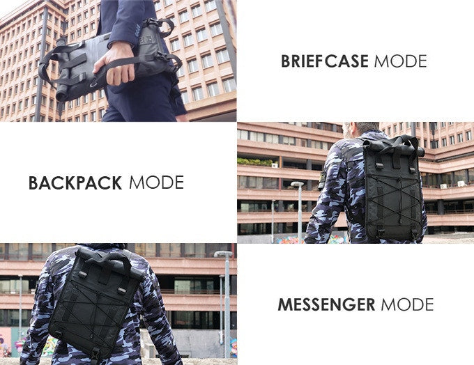 Waterproof Digital bags With Endless Configurations
