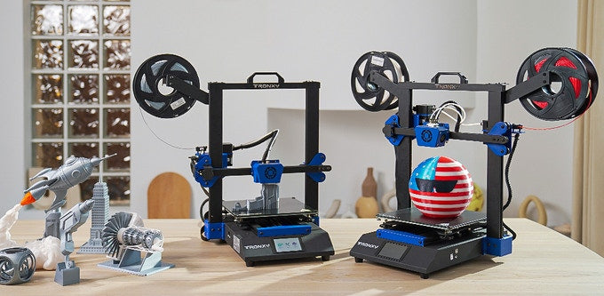 The Most Powerful 3-in-1 3D DIY Printer Ever