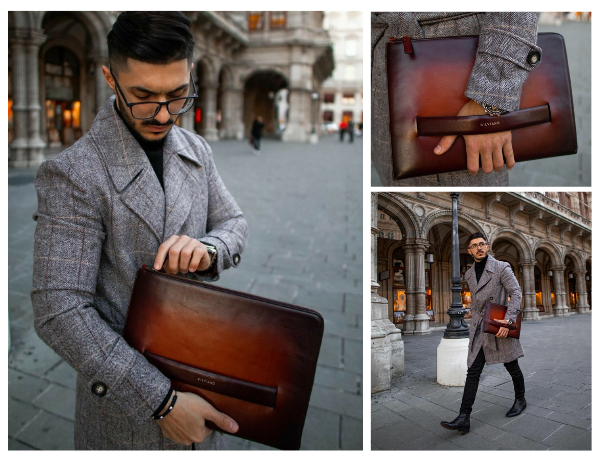 The worlds Smartest laptop Sleeve