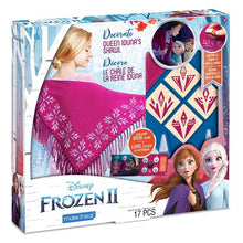 Load image into Gallery viewer, Frozen Make It Real Queen Iduna's DIY Shawl