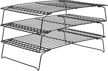 Load image into Gallery viewer, Wilton Perfect Results Cooling Rack, 3 Tier, Non-Stick