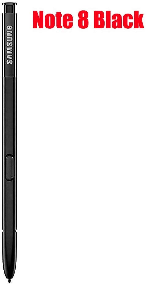 Afeax Galaxy Note8 S Pen -Free Lifetime Replacement Manufacturer's Warranty (Black)