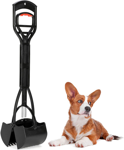 Dogit Jawz Waste Scoop, Dog Pooper Scooper for Easy Grass and Gravel Pick Up