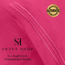 Load image into Gallery viewer, 1500 Supreme Collection Extra Soft Twin XL Sheet Set, Fuscia- Luxury Bed Sheet Set with Deep Pocket Wrinkle Free Hypoallergenic Bed Sheets, Twin XL Size, Peach
