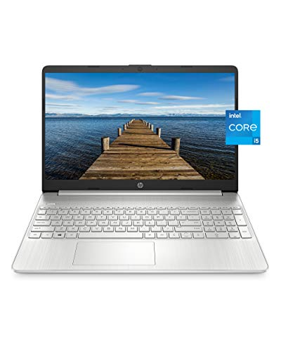 HP 15 Laptop, 11th Gen Intel Core i5-1135G7 Processor, 8 GB RAM, 256 GB SSD...