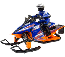 Load image into Gallery viewer, RC Yamaha 1:6 Scale Snowmobile
