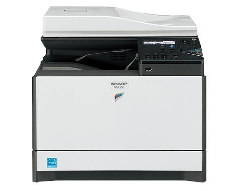 ABD Office Solutions Sharp MX-C250 A4 Color Laser Multifunction Printer - 25ppm, Copy, Print, Scan, Auto Duplex, Network, 600 x 600 dpi, 1 Tray 17