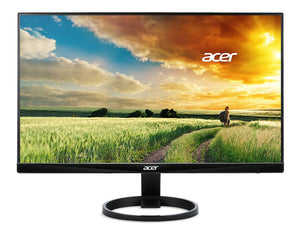 Acer R240HY bidx 23.8-Inch IPS HDMI DVI VGA (1920 x 1080) Widescreen Monitor Bundle with Logitech MK345 Wireless Combo – Full-Sized Keyboard with Palm Rest and Comfortable Right-Handed Mouse