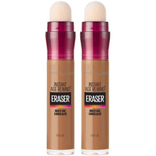 Load image into Gallery viewer, Maybelline Instant Age Rewind Eraser Dark Circles Treatment Multi-Use Concealer, Warm Olive, 0.2 Fl Oz (Pack of 2) (Packaging May Vary)