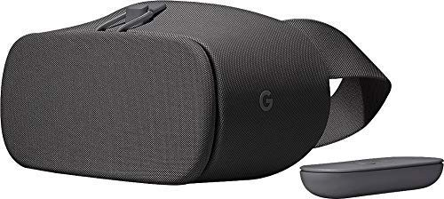 Google Daydream View VR Headset 2nd Generation for Pixel 2, 2XL 3, 3XL (Charcoal Gray)