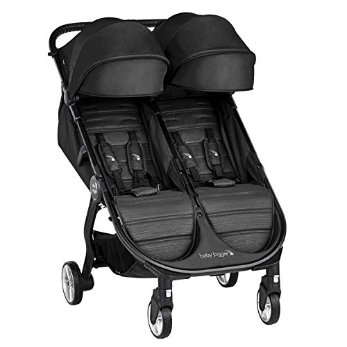 Baby Jogger City Tour 2 Double Stroller, Jet 2087573