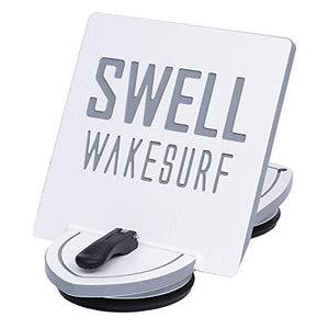 SWELL Wakesurf Creator 2.0 Surfing Wavesurf Shaper - Wave Generator - Floating - Durable & FBA_1FT