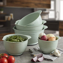 Load image into Gallery viewer, KitchenAid KE178OSPIA Classic Mixing Bowls, Set of 5, Pistachio