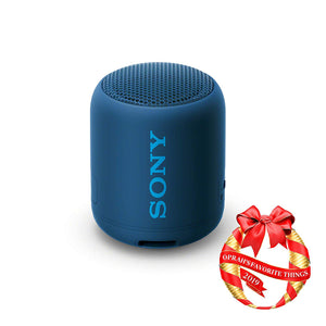 Sony SRS-XB12 Extra Bass Portable Bluetooth Speaker, Blue (SRSXB12/L)
