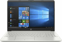 "Load image into Gallery viewer, HP 15-DW2638CL 15.6"" HD Laptop Intel i3-1005G1 4GB RAM 256GB SSD"