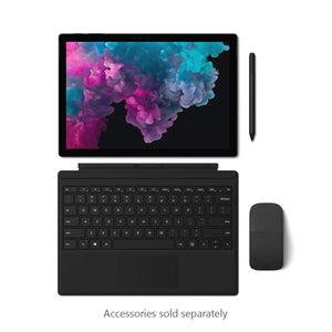 Microsoft Surface Pro 6 (Intel Core i7, 16GB RAM, 512 GB) Black