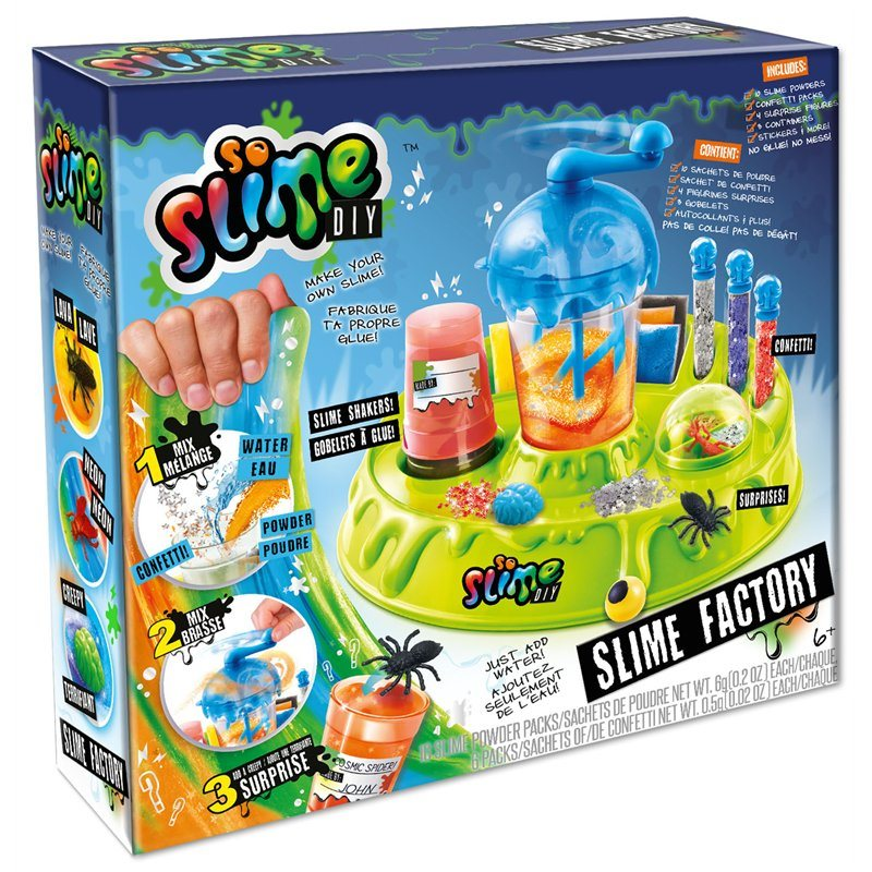 Canal Toys® Boys So Slime Bold Factory