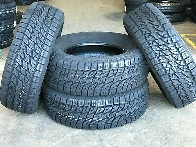 4 x P275/60R20 Lionsport A/T All Terrain NEW Tires 4Ply 275 60 20 115T RAM 1500