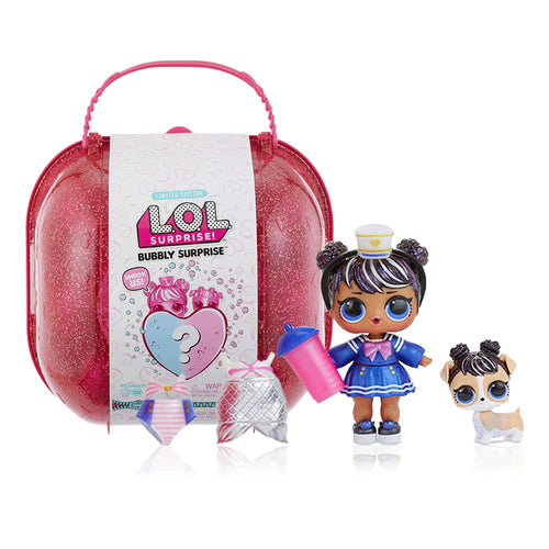L.O.L. SURPRISE! Lol dolls Surprise lol toys Bubble Set Blind Box Bath Discolor Dress Up Fashion Cute Baby Girl Child Toy Gift