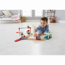 Load image into Gallery viewer, Thomas & Friends Wooden Railway Thomas Wood Load & Go Delivery Set