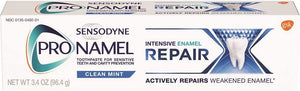 Sensodyne Pronamel Intensive Enamel Repair Toothpaste for Enamel Strengthening,...