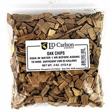 Load image into Gallery viewer, Home Brew Ohio American Oak Chips 4 oz. 6340A Brown