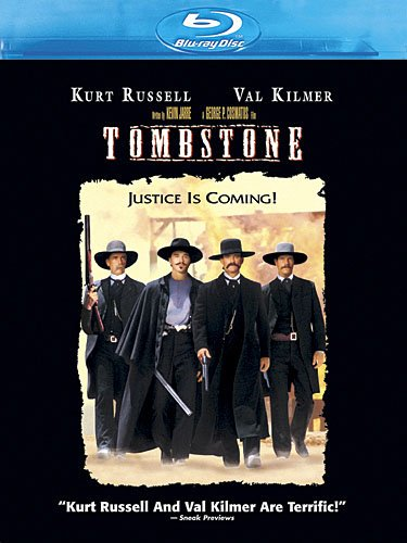 Tombstone [Blu-ray]