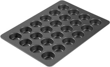 Load image into Gallery viewer, Wilton Perfect Results Premium Non-Stick Mega Standard-Size Muffin and Cupcake Baking Pan, Standard 24-Cup