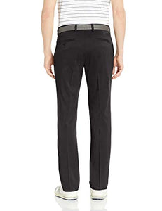 Essentials Men's Slim-Fit Stretch Golf Pant, Black, 28W x 28L MAE65007FL18