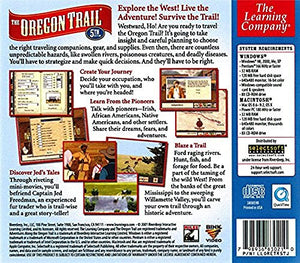 The Learning Company - Oregon Trail 5th Edition 380859