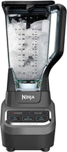 Load image into Gallery viewer, Ninja Professional 72oz Countertop Blender with 1000-Watt Base and Total Crushing Technology for Smoothies, Ice and Frozen Fruit (BL610), Black