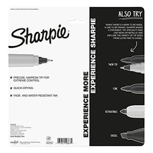 Load image into Gallery viewer, Sharpie 1949558 Color Burst Permanent Markers, Ultra Fine Point, Assorted Colors, 24-Count Multicolor