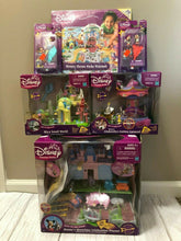 Load image into Gallery viewer, NEW & RARE Disney Showtime Celebration Playset & Theme Park Playset Complete Set