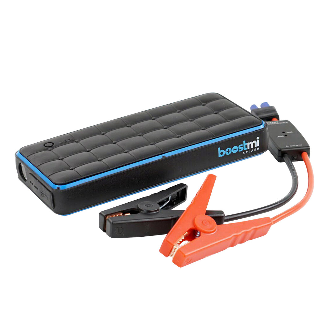 Boostmi Splash Portable Jump Starter and Personal Power Supply