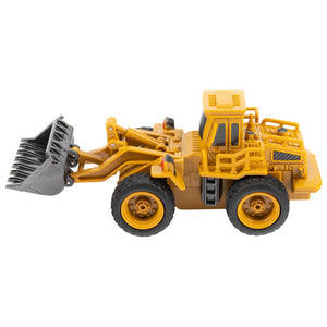 LiteHawk Wee 2WD RC Construction Wheeled Loader - Desert Yellow