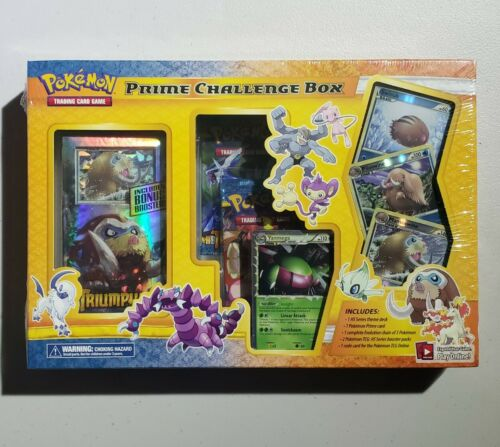 Pokemon HGSS Prime Challenge Box - New & Sealed