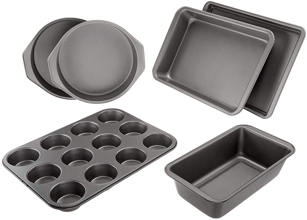 Basics 6-Piece Nonstick Oven Bakeware Baking Set