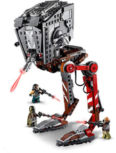 Load image into Gallery viewer, LEGO Star Wars AT-ST Raider 75254 The Mandalorian Collectible All Terrain Scout Transport Walker Posable Building Model, New 2019 (540 Pieces)