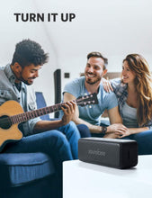 Load image into Gallery viewer, Anker Soundcore Motion B, Portable Bluetooth Speaker, with 12W Louder Stereo Sound, IPX7 Waterproof, and 12+ Hr Longer-Lasting Playtime, Soundcore Speaker Upgraded Edition for Home and Outdoors