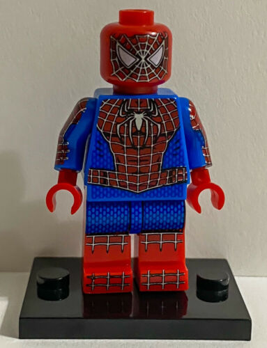 Lego Spiderman Minifigure - Rare Collectors Find