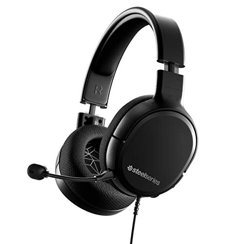 SteelSeries Arctis 1 Wired Gaming Headset – Detachable Clearcast Microphone –...