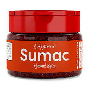 USIMPLY SEASON LIFE BOLDLY FLAVORED USimplySeason Sumac Spice (Original Powder, 2.6 Ounce)