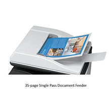 "Load image into Gallery viewer, ABD Office Solutions Sharp MX-C250 A4 Color Laser Multifunction Printer - 25ppm, Copy, Print, Scan, Auto Duplex, Network, 600 x 600 dpi, 1 Tray 17"" (w) x 20"" (d) x 15 3/4"" (h)"