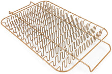 Load image into Gallery viewer, EaZy MealZ EZA-100B3 Bacon Rack & Tray Set Copper