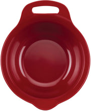 Load image into Gallery viewer, Rachael Ray Tools and Gadgets Nesting Mixing Bowl Set, 2-Piece, Red and Gray