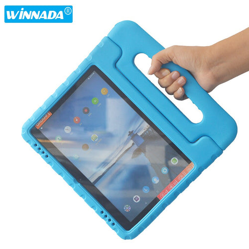 For Lenovo Tab E10 TB-X104F Case Kids Shockproof EVA Full Body Handle Stand Cover For Lenovo Tab E10 TB-X104F 10.1 Inch Fundas