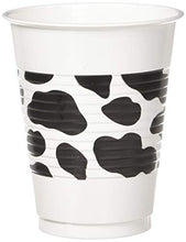 Load image into Gallery viewer, amscan Western Printed Plastic Cups, One Size, Multicolor 420140