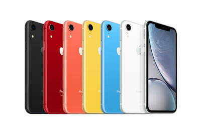 Apple iPhone XR 128GB Factory Unlocked 4G LTE Smartphone - Grade A